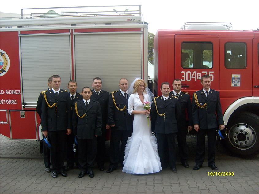 ślub Strażaka Strona 2 Forum Związku Ochotniczych Straży